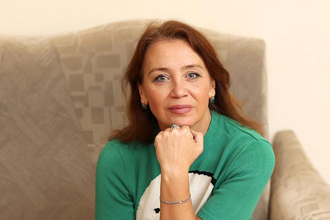 Светлана Письмиченко в 2017 году