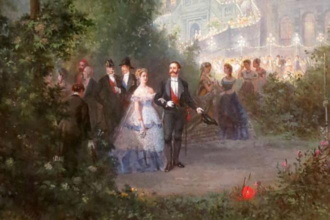 Екатерина Долг орукова и Александр II