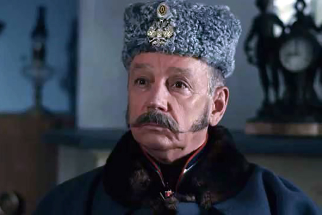 Николай Денисов в сериале «Анна-детективъ»