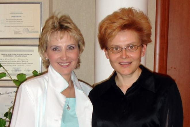 Маргарита Королева и Елена Малышева
