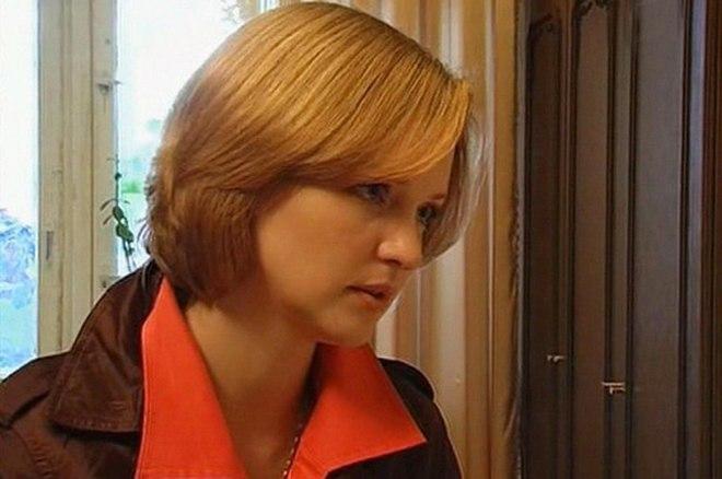 Юлия Вайшнур в сериале «Детективы»