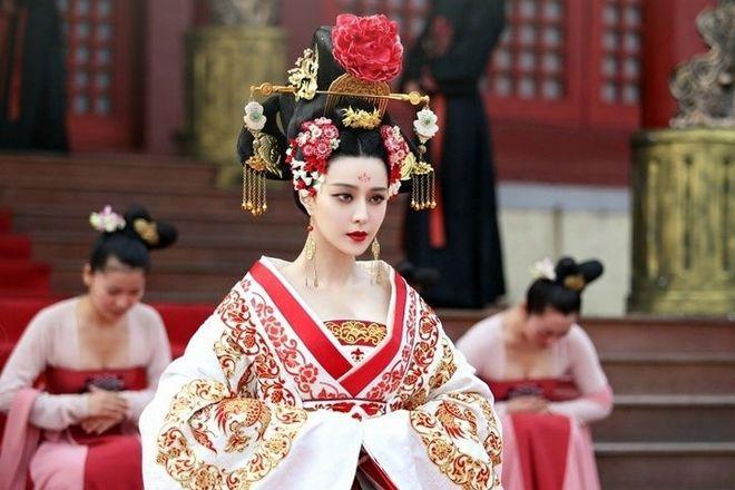Фань Бинбин в сериале «Императрица Китая»