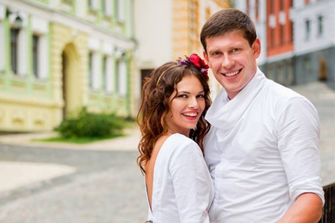 Зоряна Марченко и Алексей Тритенко