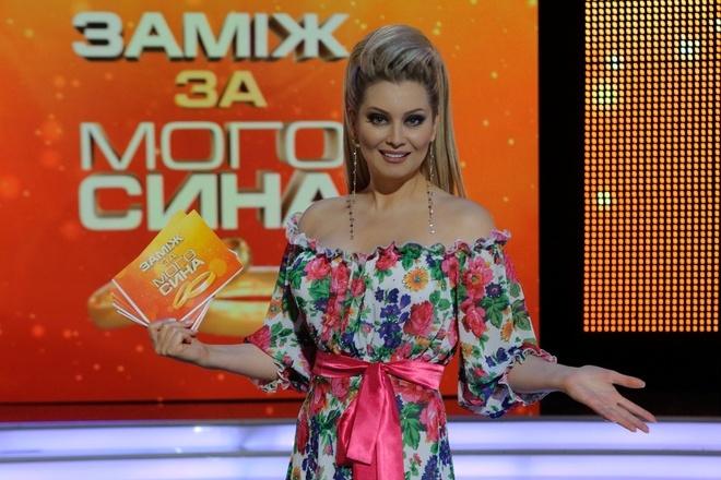 Лена Ленина в ток-шоу «Кто хочет замуж за моего сына»