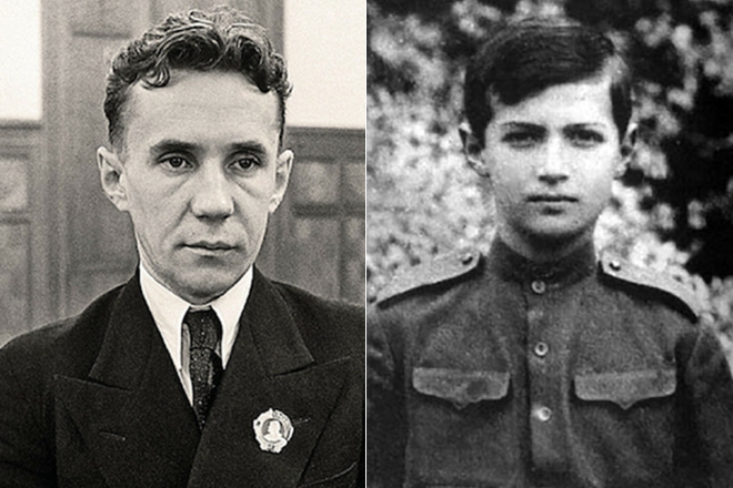 Алексей Косыгин и царевич Алексей Романов