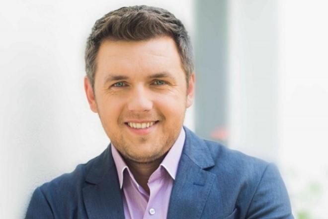 Психолог и телеведущий Дмитрий Карпачев