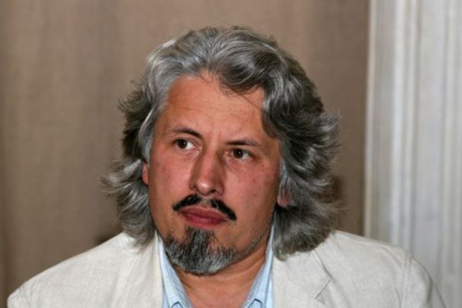 Портрет Владимира Сорокина