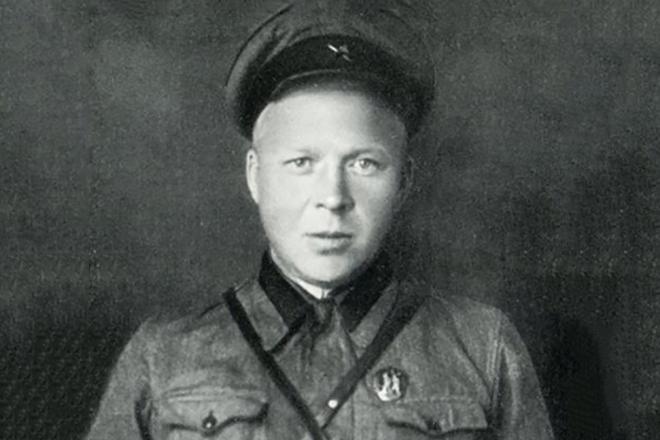 Аркадий Гайдар на войне
