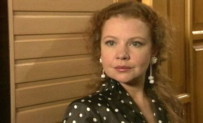 Татьяна Абрамова в фильме «Любимый по найму»