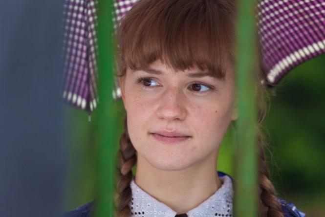 Екатерина Травова в фильме «Голубка»