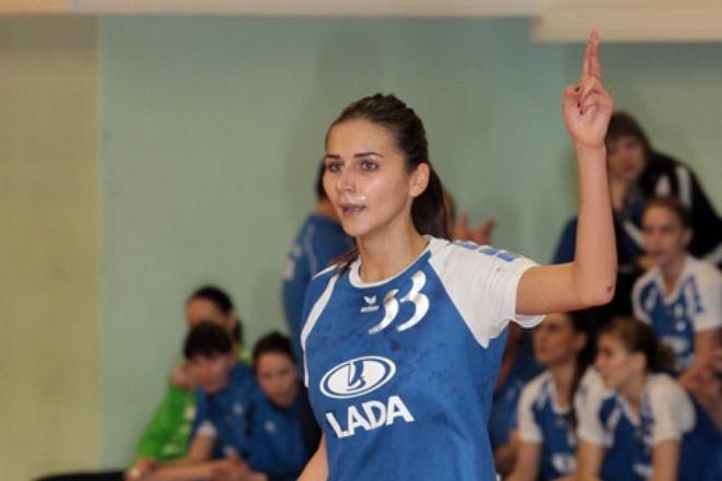 Екатерина Ильина в составе «Лады»
