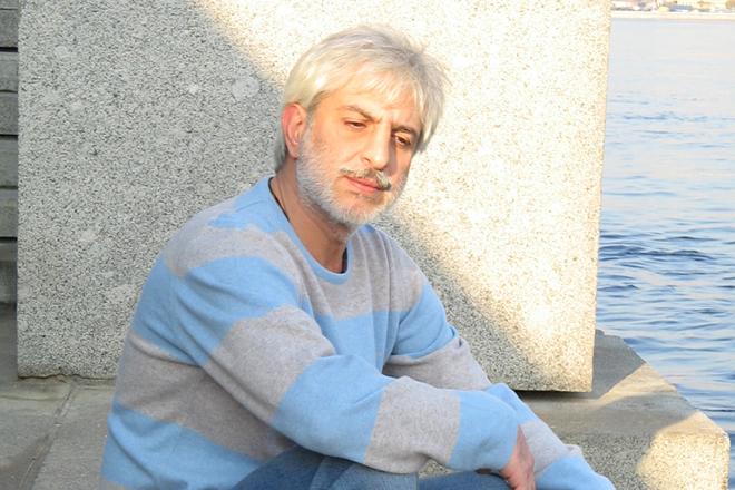 Певец Ефрем Амирамов