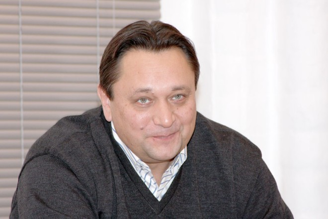 Актер Александр Клюквин