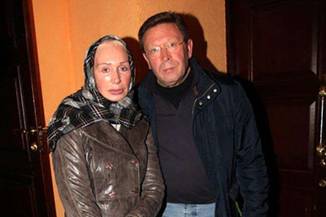 Георгий Мартиросян и Татьяна Васильева