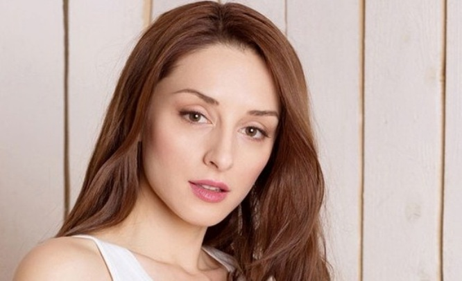 Актриса Юлия Майборода