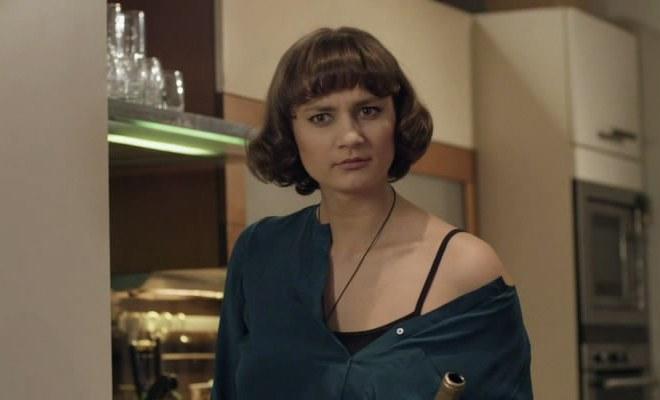 Ирина Вилкова в сериале «Реальные пацаны»