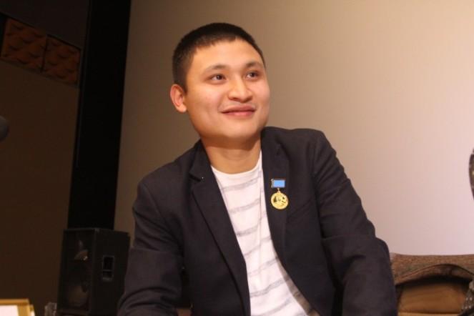 Актер Азамат Нигманов