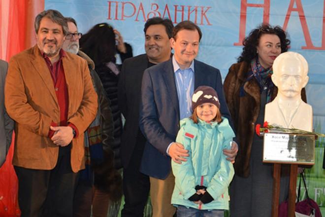 Сергей Брилёв с дочерью