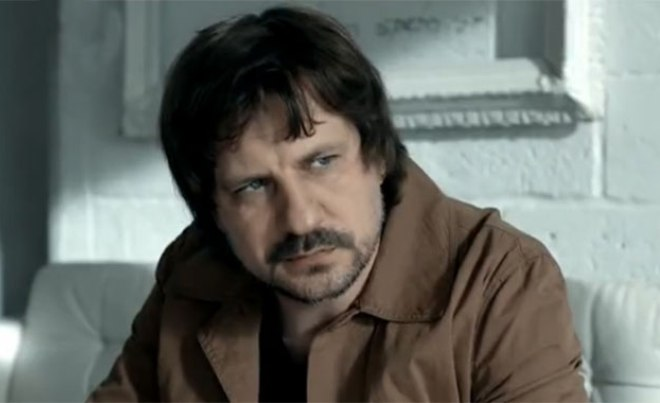 Александр Гришин в сериале «Прощай, любимая»