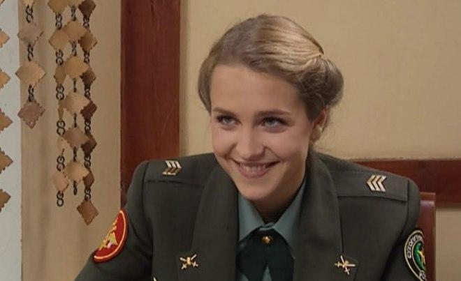 Елена Дудина в сериале «Земский доктор»