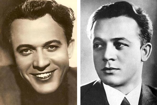 Сергей Лемешев в молодости