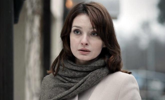 Юлия Жигалина в сериале «Осколки счастья»