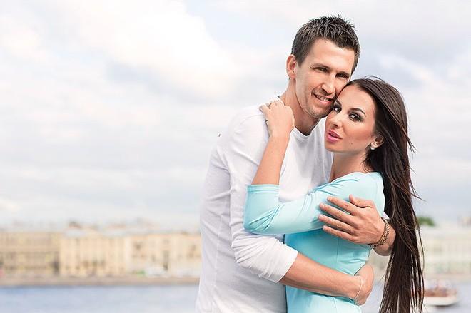 Анна Грачевская и Артем Кузякин