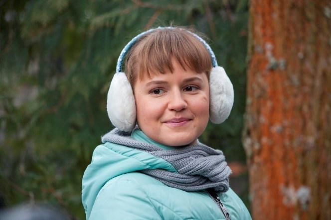 Екатерина Травова в сериале «Жемчуга»