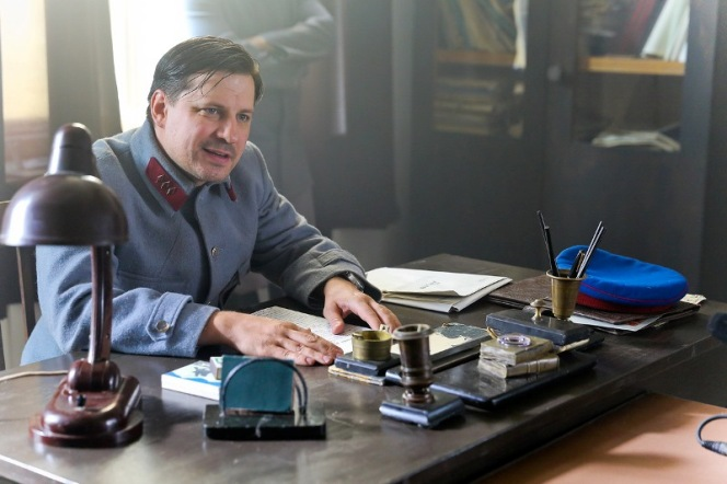Александр Гришин в сериале «Нянька»