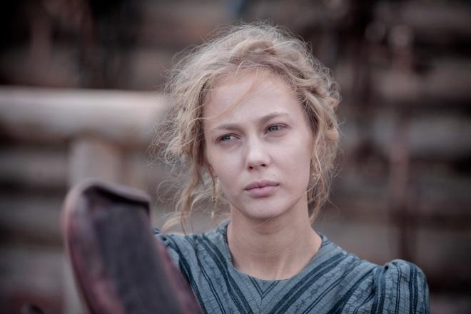 Татьяна Бабенкова в сериале «Вольная грамота»