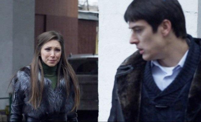 Юлия Чиплиева в сериале «Повезет в любви»