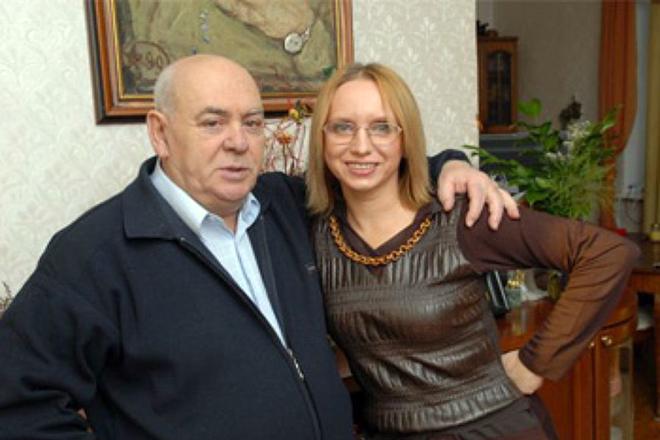 Анатолий Равикович и Ирина Мазуркевич
