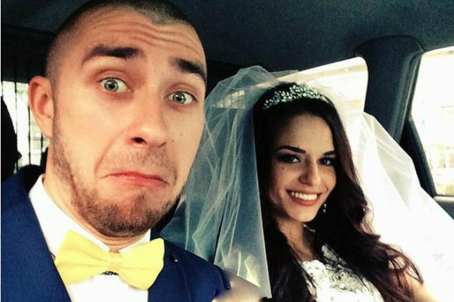Свадьба Гарри Топора