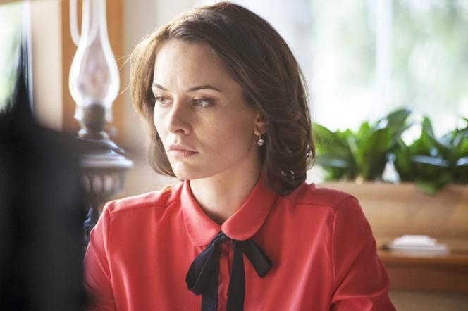 Екатерина Олькина в сериале «Подмена»