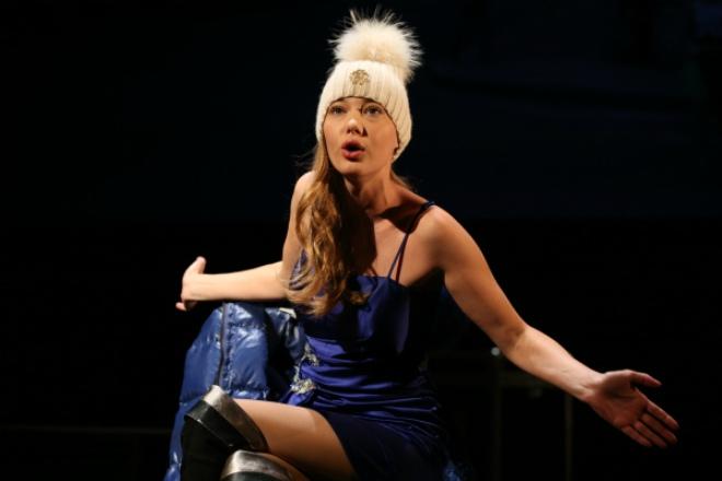 Татьяна Бабенкова в театре