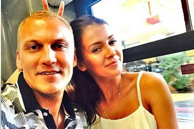 София Никитчук и Андрей Наумов