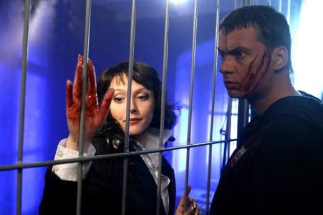 Ольга Понизова в фильме «Дюжина правосудия»