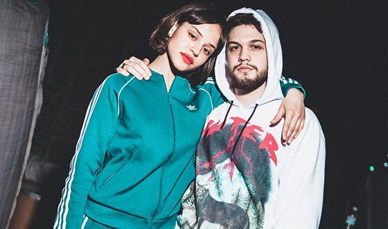 В 2016 году Сюзанна Абдулла познакомилась с Романом Варниным из группы «Мальбек»