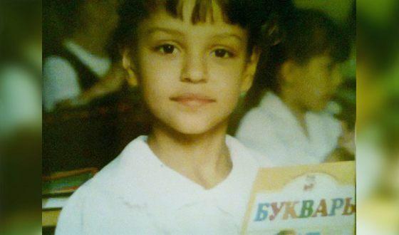 Сюзанна Абдулла в детстве