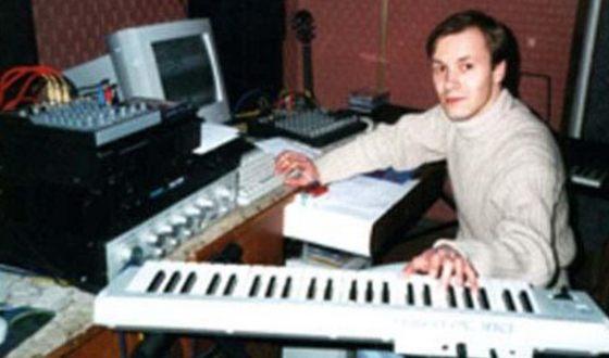 Виктор Петлюра в молодости