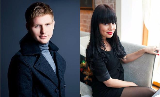 Виталий Гиберт и Нелли Ермолаева