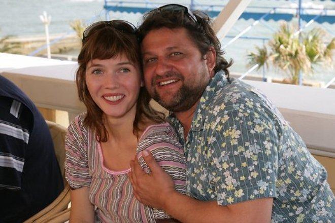 Александр самойленко с женой фото