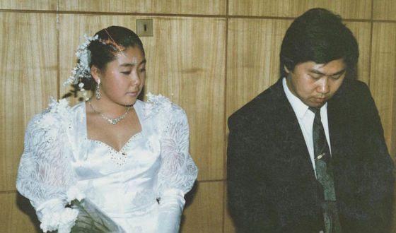 Свадьба Аниты Цой