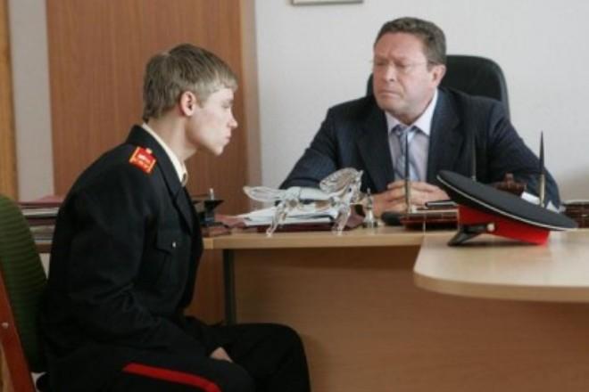Георгий Мартиросян в сериале «Кадетство»