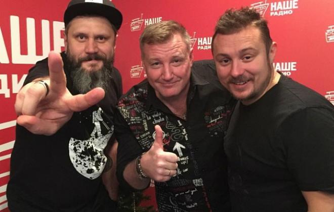 Вадим Панов - гость шой