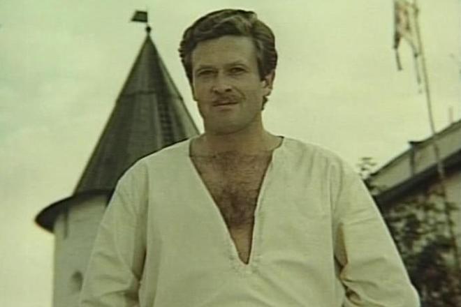 Георгий Мартиросян в молодости