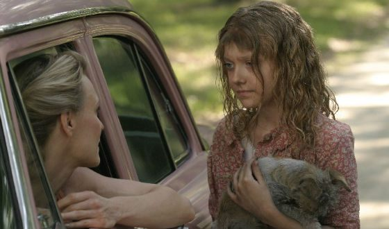 Кадр из фильма «Затравленная»