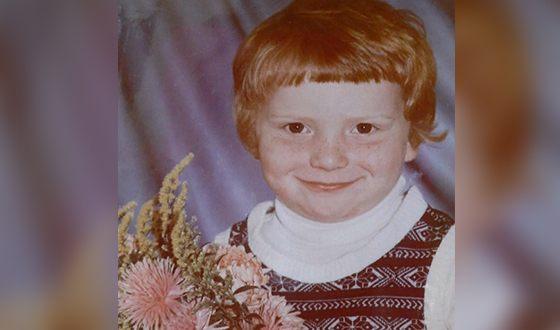 Дмитрий Колчин в детстве
