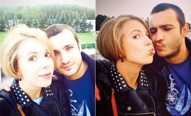 Юлия Бельская и Дмитрий Варшавский