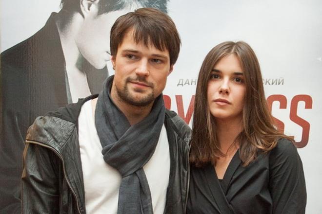 Мария Андреева и Данила Козловский